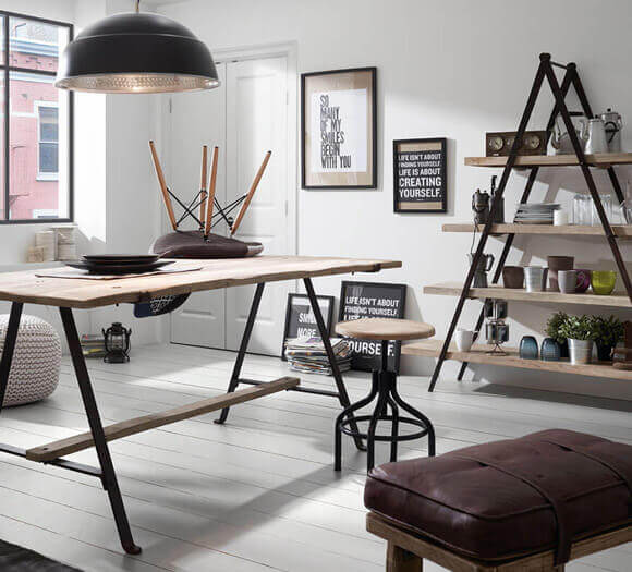 Best arredamento industrial chic pictures amazing house for Arredamento urban country